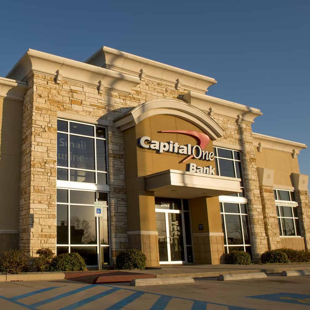 Capital One Bank Shreveport, LA
