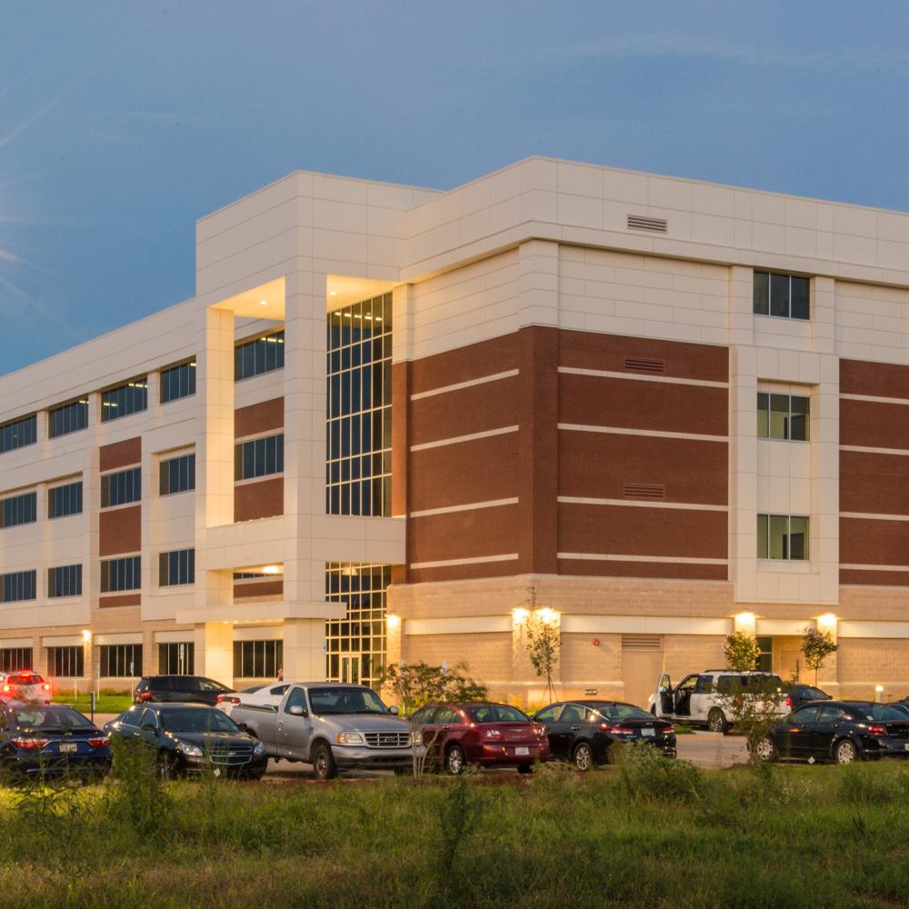 STEM Building at Bossier Parish Community College