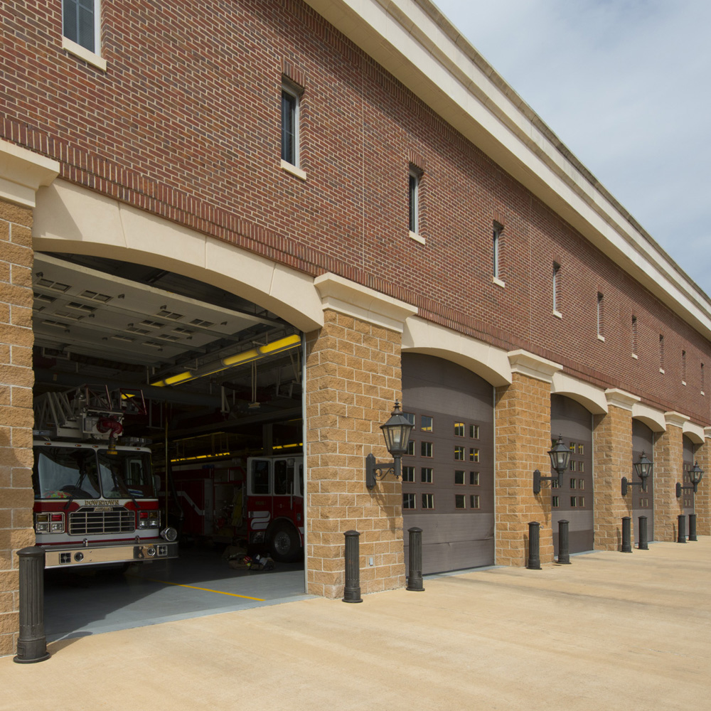Shreveport Central Fire Station