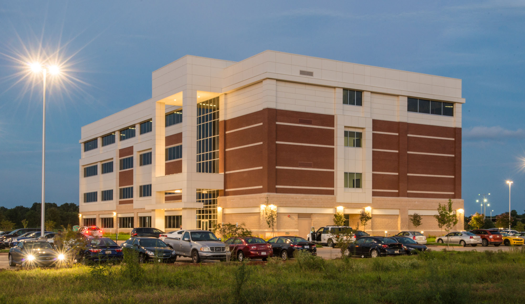 STEM Building at Bossier Parish Community College