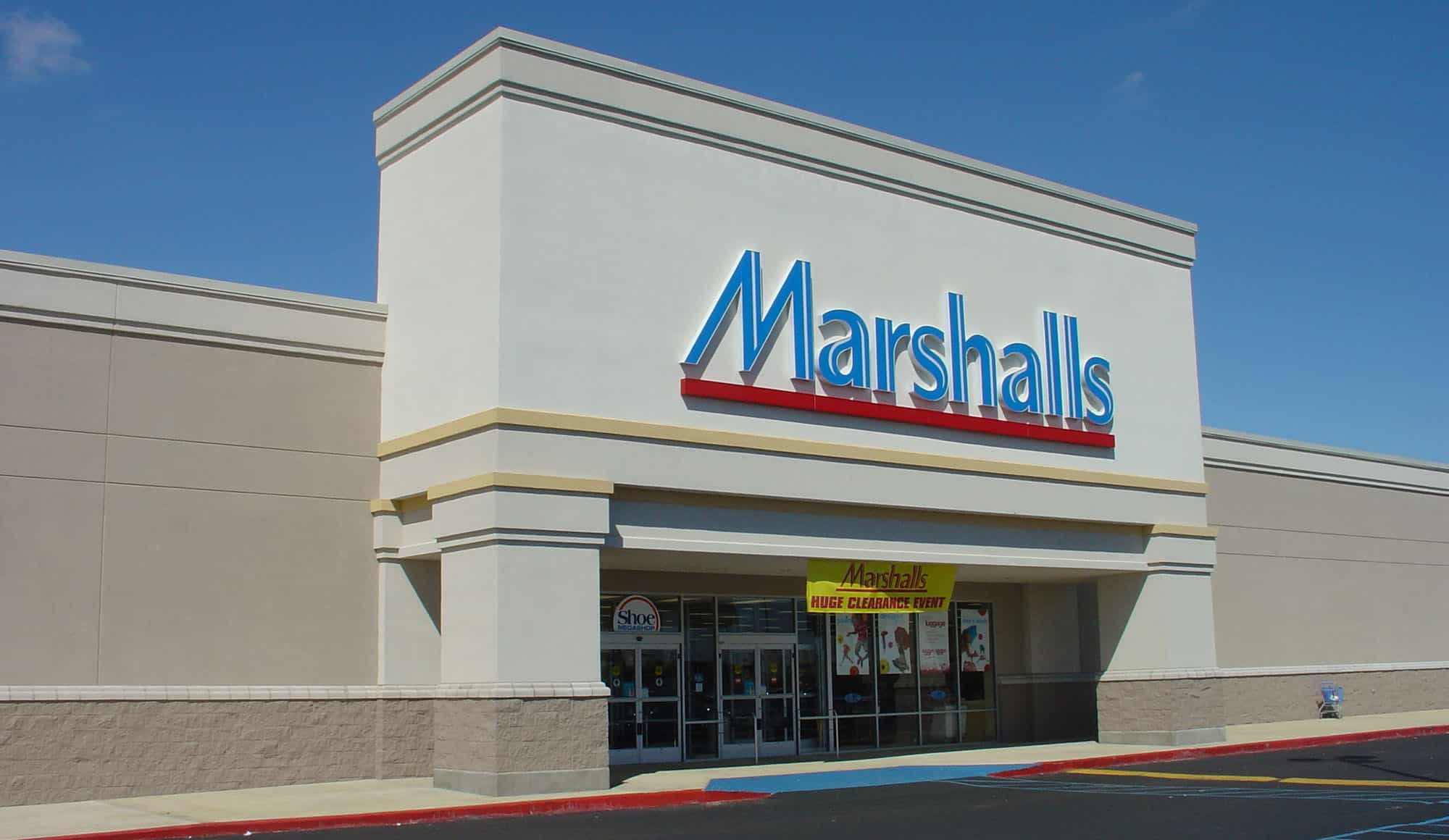 Eastgate Shopping Center Marshalls
