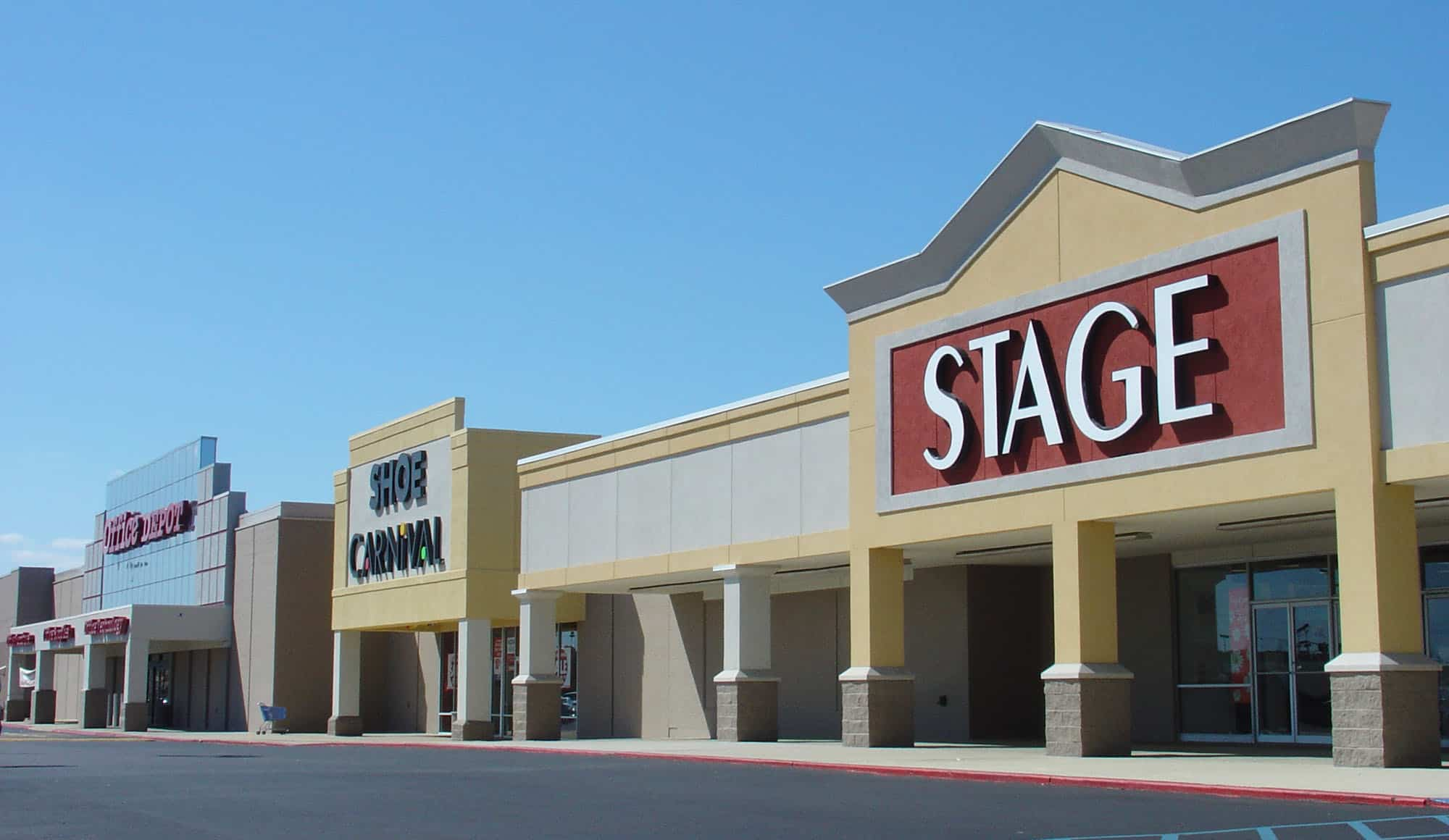 Eastgate Shopping Center - Stage