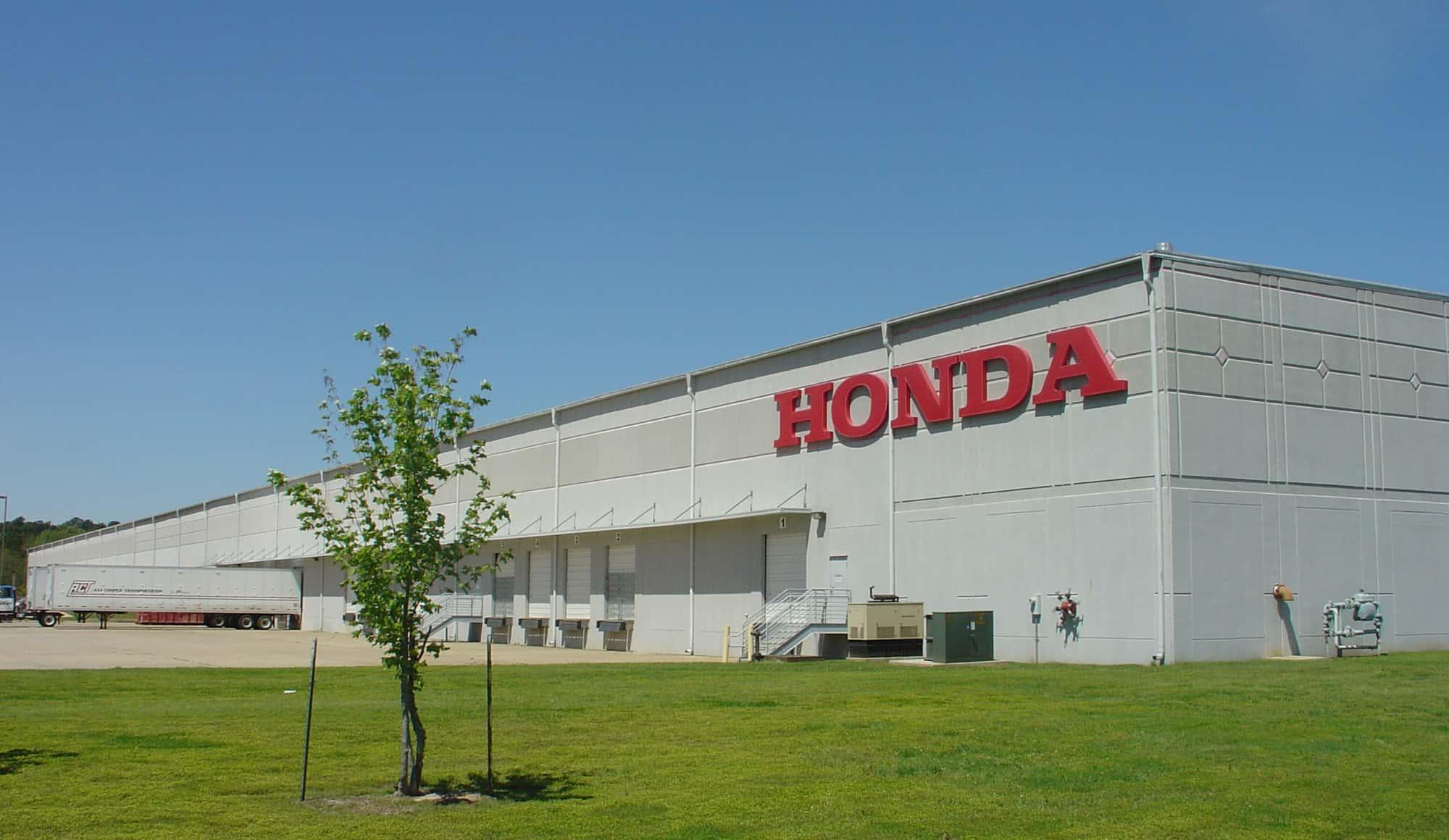 Honda Distribution Center