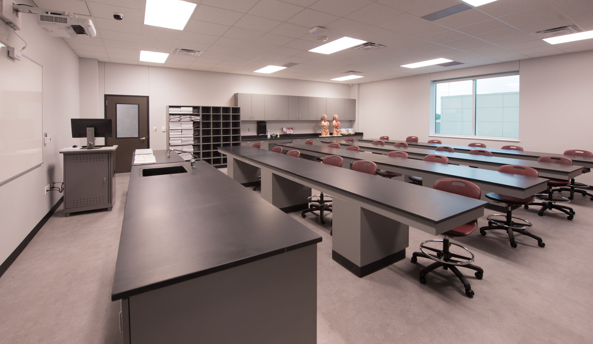 STEM Building Class Room