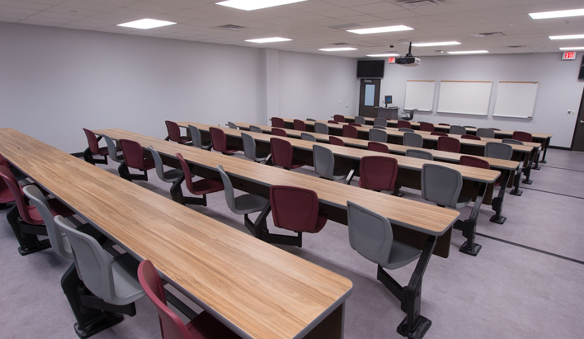 STEM Building Class Room Interior