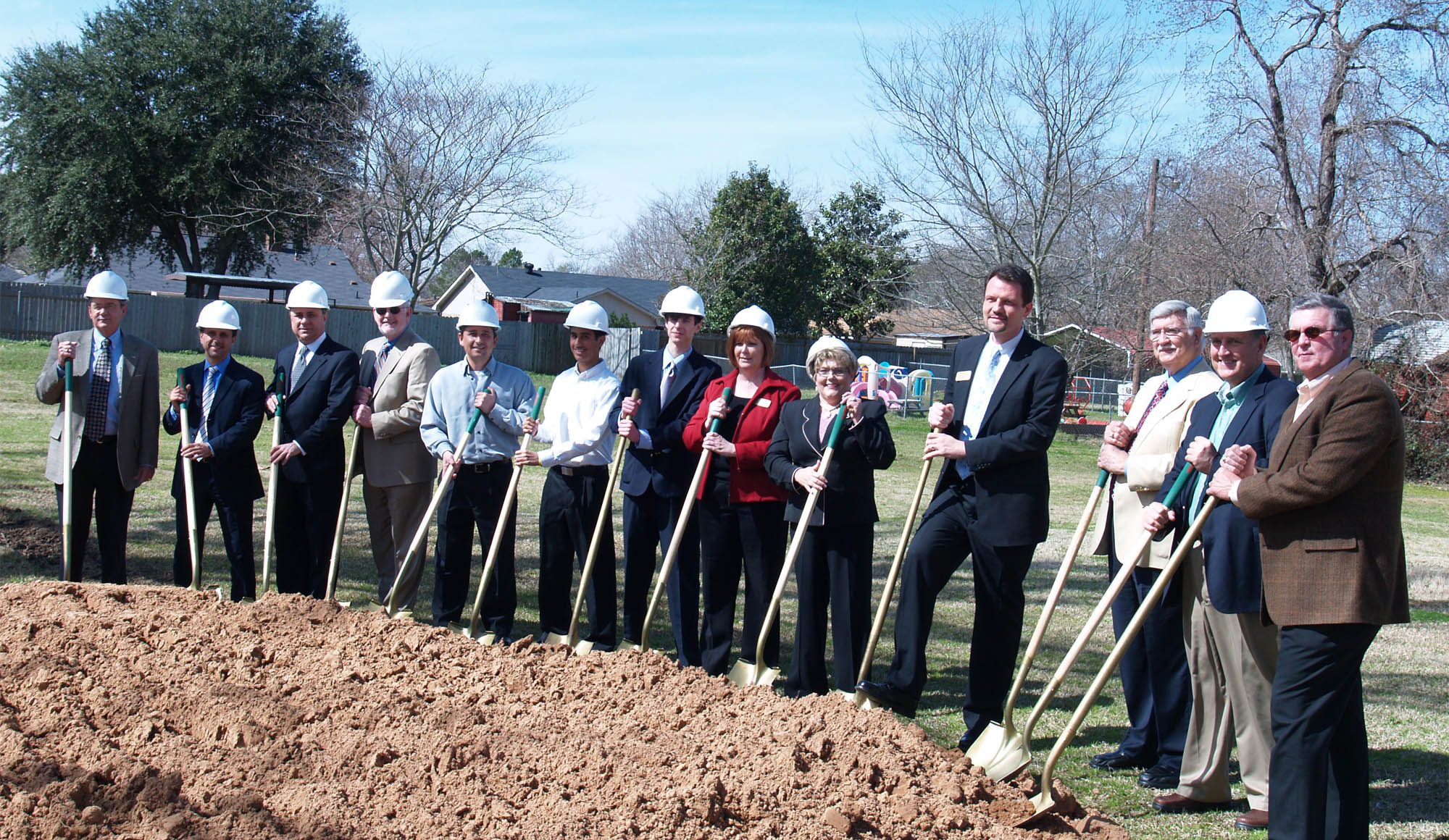 Montclair Park Assisted Living Ground Breaking